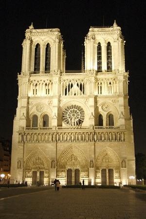 ปารีส, ฝรั่งเศส: notradame