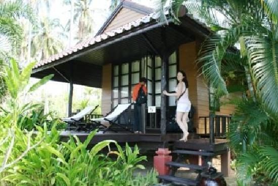 Shantaa Koh Kood: the bungalow