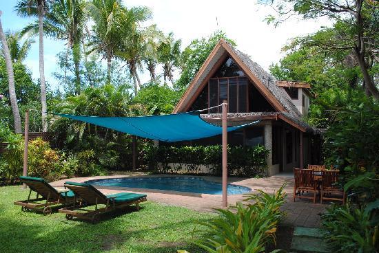 First Landing Beach Resort & Villas : royal villa