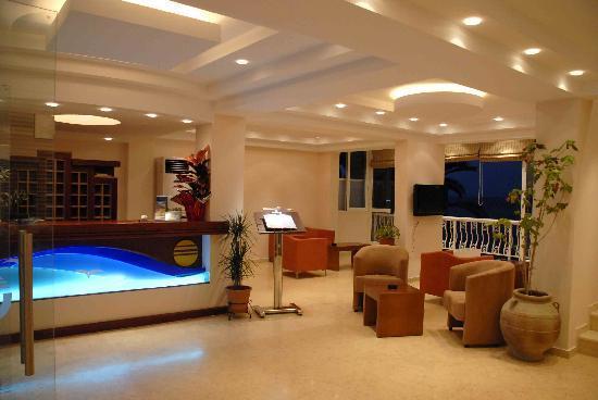 Hotel Corfu Maris Benitses: RECEPTION