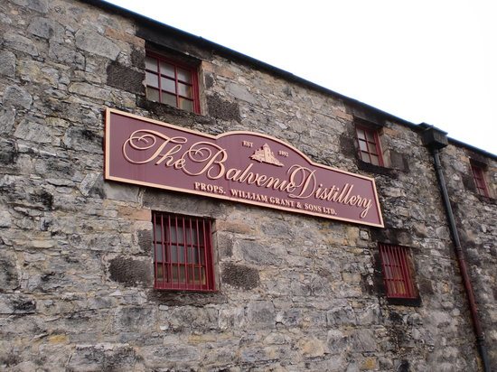 ‪The Balvenie Distillery‬