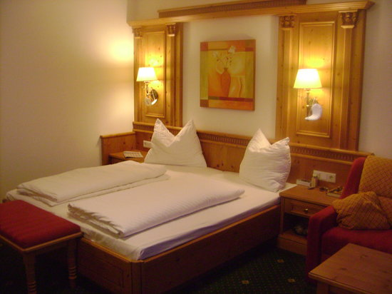 Hotel Toni: room
