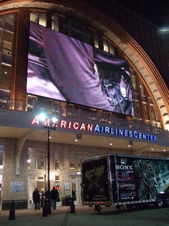 American Airlines Center: 外観