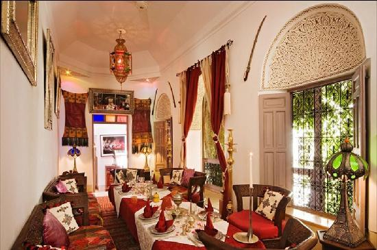 Riad Dar Eliane: The Grand Salon
