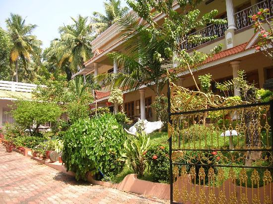 Karthika Plaza Resort: 3