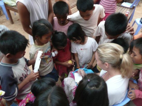 Cambodia Monkey Tour Service