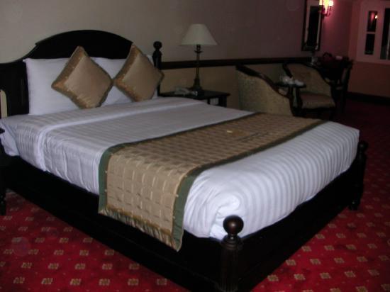 Sammy Dalat Hotel: ベッド