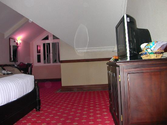 Sammy Dalat Hotel: 室内