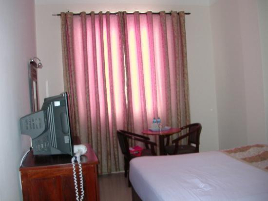 Mai Vang Hotel: 室内