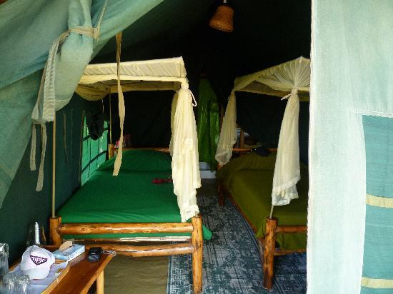 Kibo Safari Camp: Lovely room!