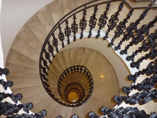 staircase picture of hotel garibaldi palermo tripadvisor rh tripadvisor co uk