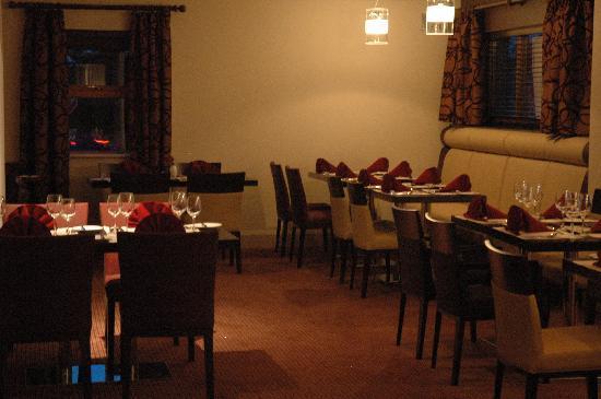 Tir gan Ean House Hotel: Tir Gan Ean Restaurant