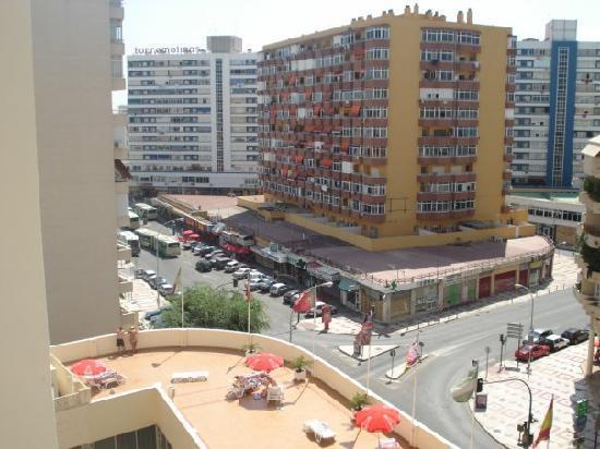 Natali Torremolinos : sun terrace and locality