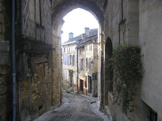 Bordeaux Wine Travel : St. Emilion