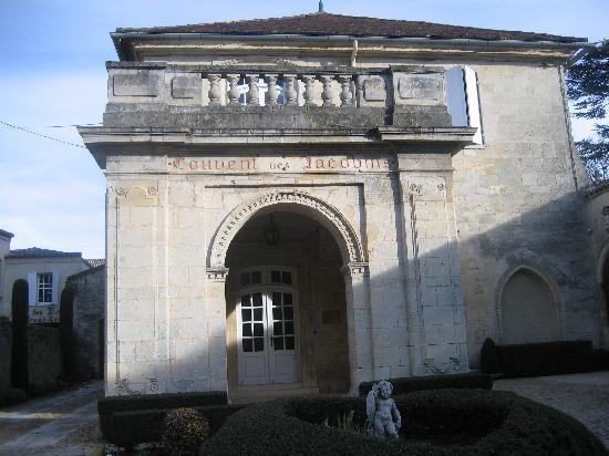 Bordeaux Wine Travel : Jacobins