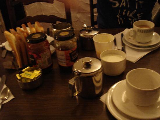 Manor Hotel: colazione