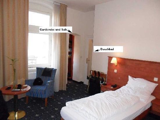 Zarenhof Prenzlauer Berg: Zarenhof Doppelzimmer Standard 2