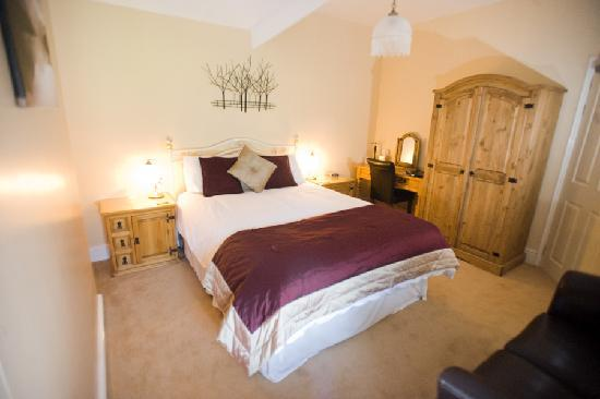 Afon View Guest House: Superior King Size Double
