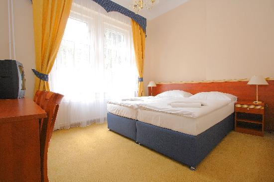 Hotel Villa Gloria Marienbad: Double room