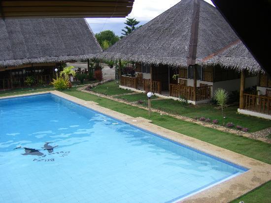 Villa Belza: piscine2