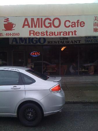 Amigo Pancake House Restaurant