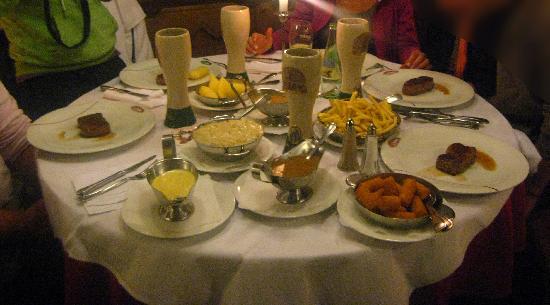 Schroders-Eck: Bon appetit!