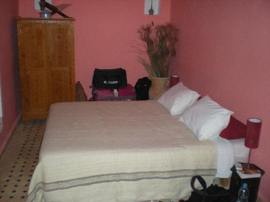 Riad Safir : chambre Safran, comparez avec le site