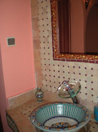 Riad Safir : Jolie salle de bain
