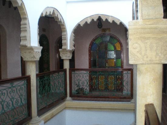 Riad Dar Alia : Le premier étage