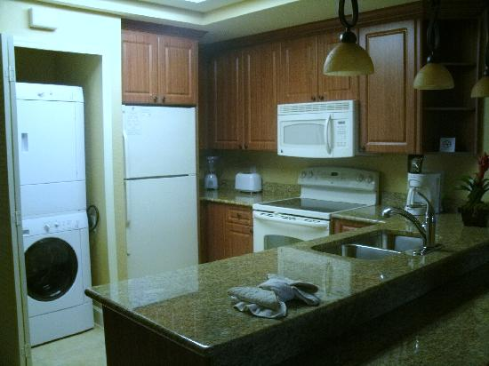 Westgate Town Center Resort & Spa: Kitchen