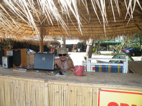 Buddha Bungalows: Bar :)