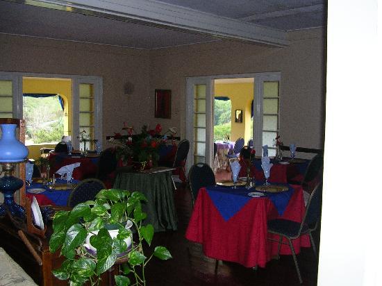 Hotel Villa Bella: Dining room