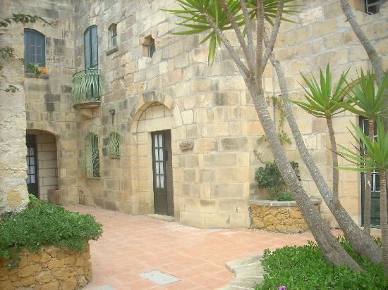 Bellavista Farmhouses Gozo: la ferme en exterieur