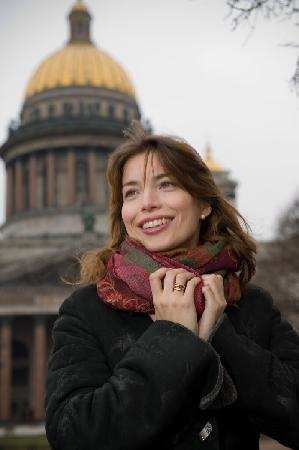 St. Petersburg, Russia: Natalya German-Tsarkova