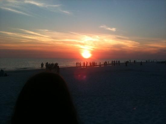 Anna Maria Island, FL: The Sandbar , sunset