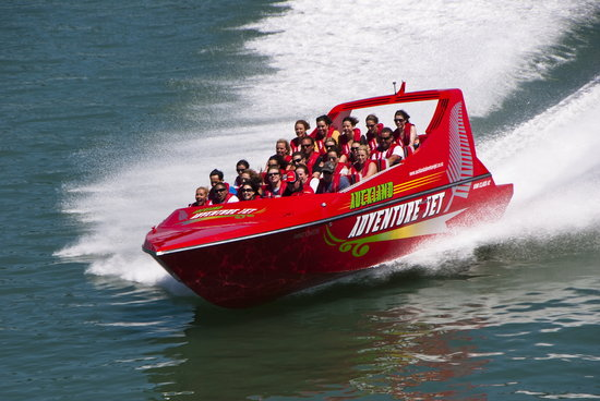 Auckland Adventure Jet