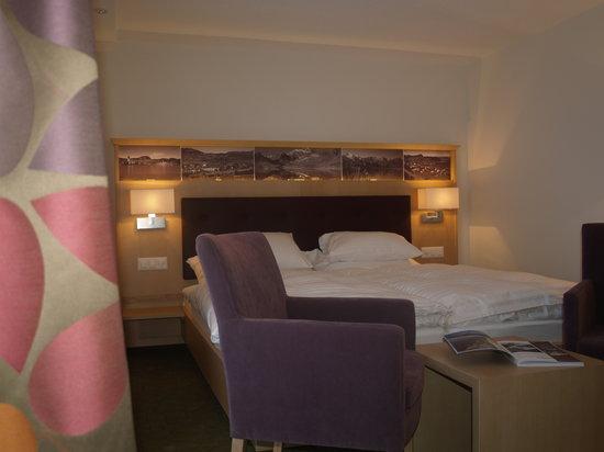 Hotel Aristella swissflair: Doppelzimmer 2011
