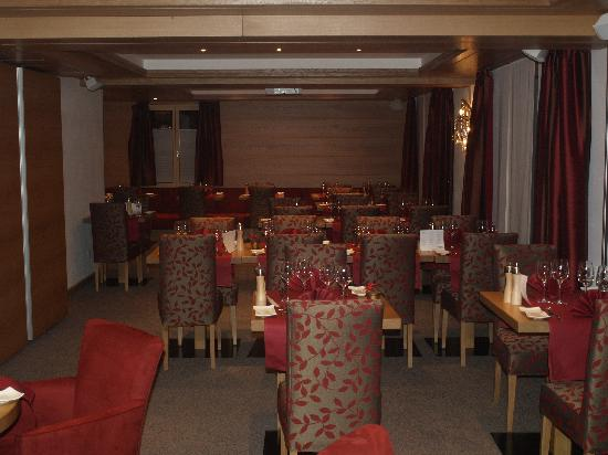 Hotel Aristella swissflair : Speisesaal 2011