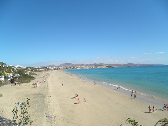 Costa Calma, Spain: Der wunderschöne Sotavento Beach