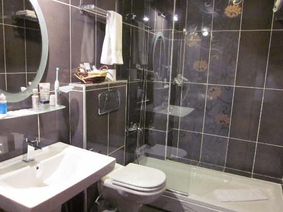 Senatus Suites: My bathroom