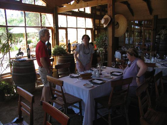 Puro Caballo: Great restaurant
