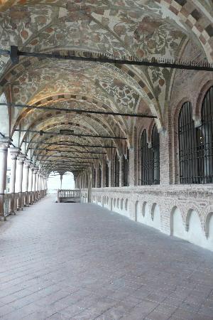 Palazzo della Ragione: Upper floor