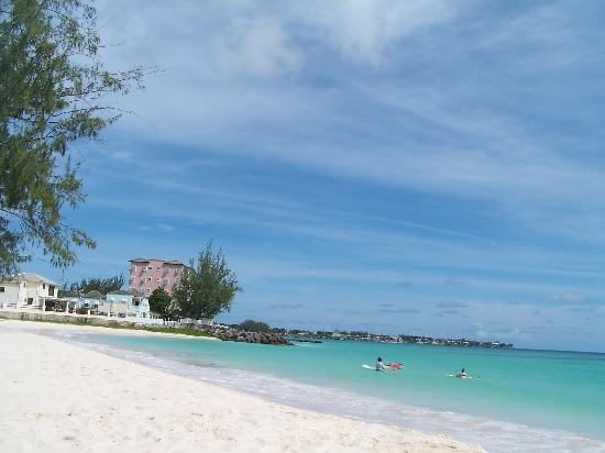 Maxwell, Barbados: The Beach