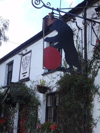 The Black Bear Inn: Black Bear Inn exterior