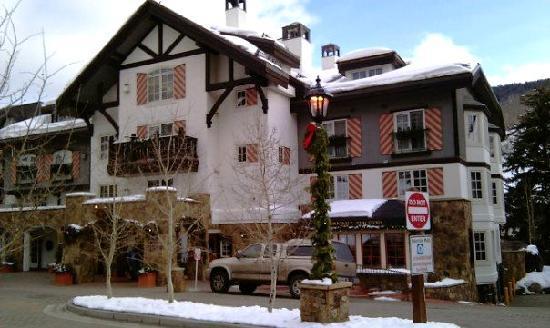 أوستريا هاوس هوتل: Austria Haus Hotel & Club