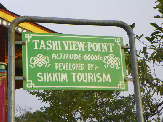 ‪Tashi View Point‬