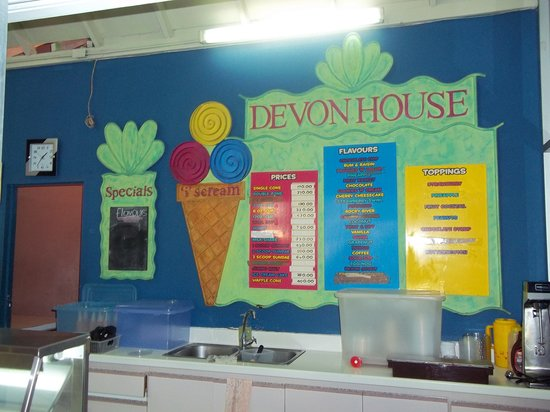 Devon House I-Scream : Devon's