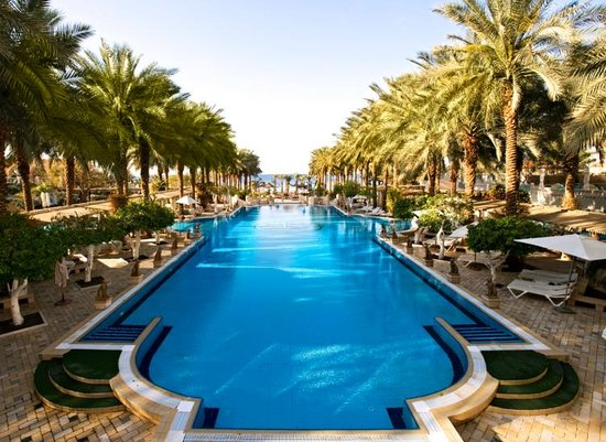 Herods Palace Hotel Eilat: Outdoor Pool