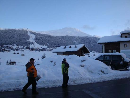 Hotel Nevada: Mottolina Mountain