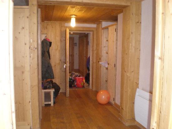 Residence Le Cortina: entrance